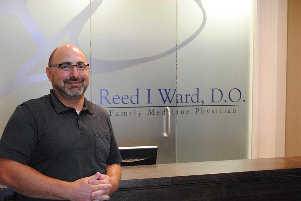 dr ward.