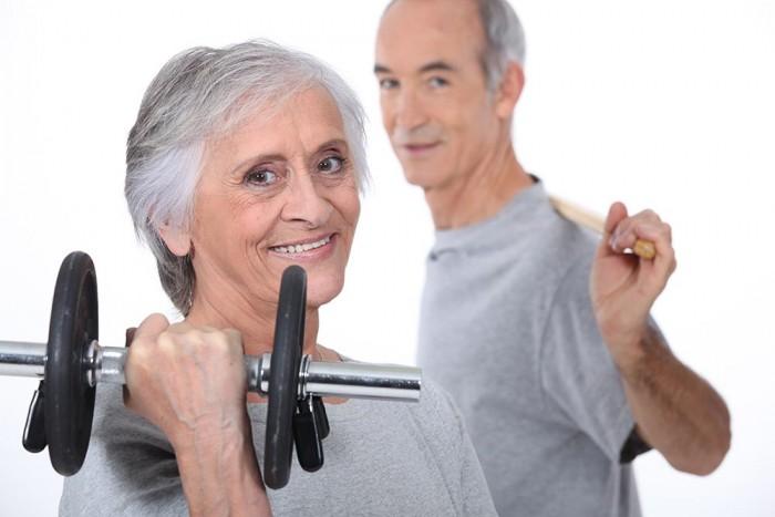aged strength training